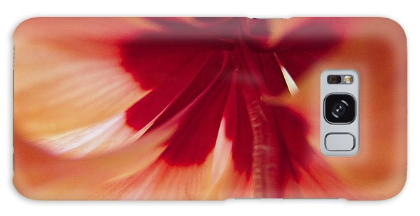 Inside Hibiscus Galaxy Case