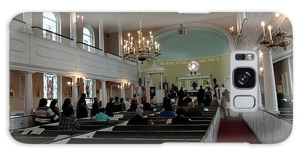 Inside The S. Georges Church Episcopal Anglican Galaxy Case