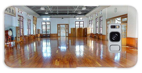 Inside The Wu De Martial Arts Hall Galaxy Case by Yali Shi