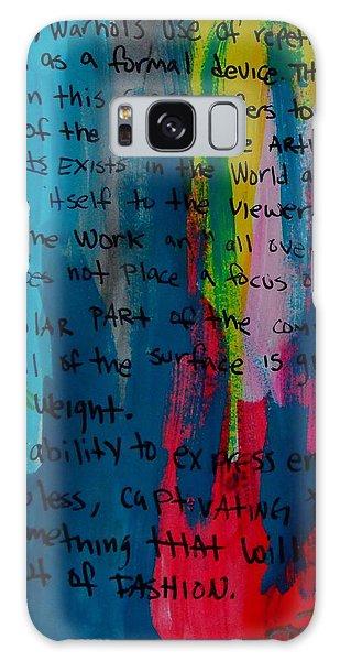 Inspiration From Warhol Galaxy Case