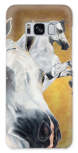 Horse Galaxy Case - Inspiration by Kristen Wesch