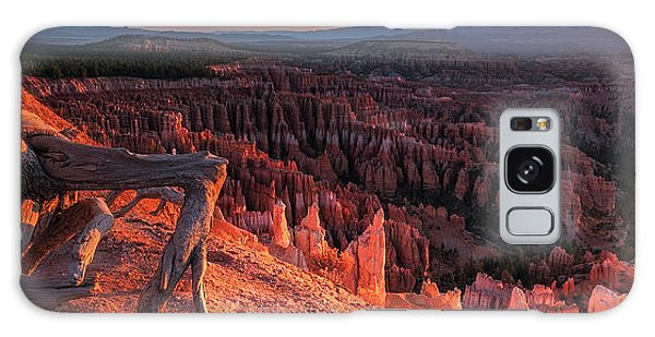 Galaxy Case featuring the photograph Inspiration Point by Edgars Erglis
