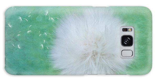 Inspirational Art - Some See A Wish Galaxy Case by Jordan Blackstone