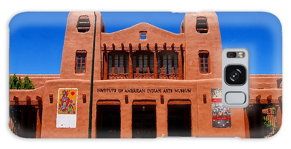 Art Institute Galaxy Case - Institute Of American Indian Arts Museum by David Lee Thompson