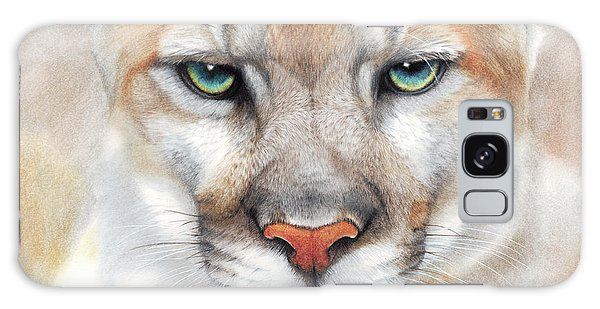 Intensity - Mountain Lion - Puma Galaxy Case