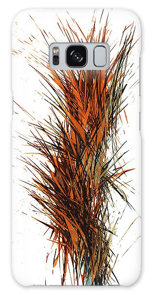 Galaxy Case featuring the painting Intensive Abstract Painting 1030.050512 by Kris Haas
