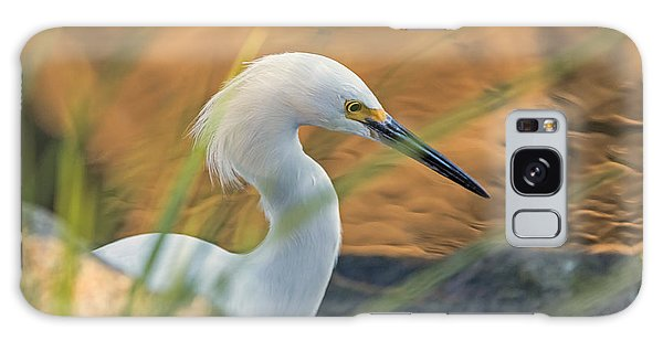 Galaxy Case featuring the photograph Intent Hunter by Kate Brown