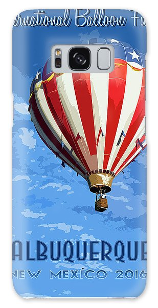 International Balloon Fiesta Galaxy Case