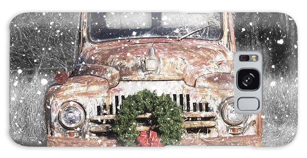 International Christmas Snow Galaxy Case
