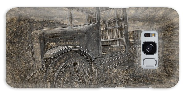 International Truck Skeleton Galaxy Case