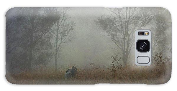 Into The Mist Galaxy Case