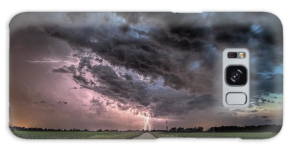Into The Storm Galaxy Case by John Crothers