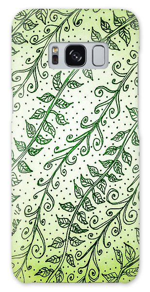 Into The Thick Of It, Green Galaxy Case