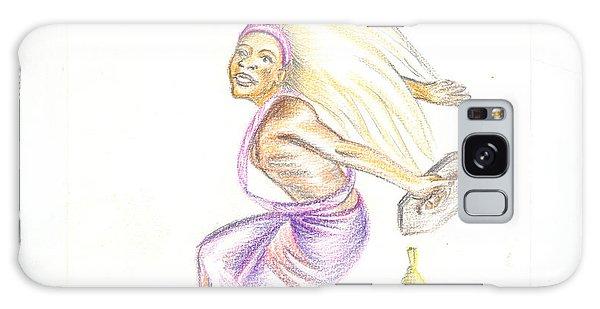 Intore Dance 2 From Rwanda Galaxy Case by Emmanuel Baliyanga