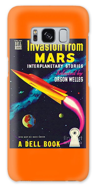 Invasion From Mars Galaxy Case