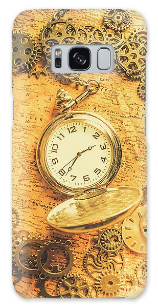 Industry Galaxy Case - Invention Of Time by Jorgo Photography - Wall Art Gallery