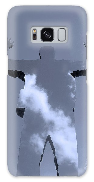 Cloud Galaxy Case - Invisible ... by Juergen Weiss