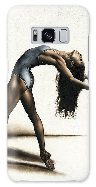 Dance Galaxy Case - Invitation To Dance by Richard Young