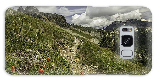 Inviting Trail Galaxy Case