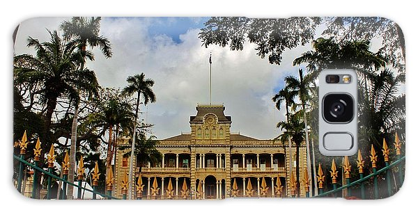 Iolani Palace Reopens Galaxy Case by Craig Wood