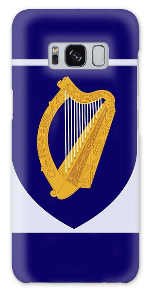 Ireland Coat Of Arms Galaxy Case by Movie Poster Prints