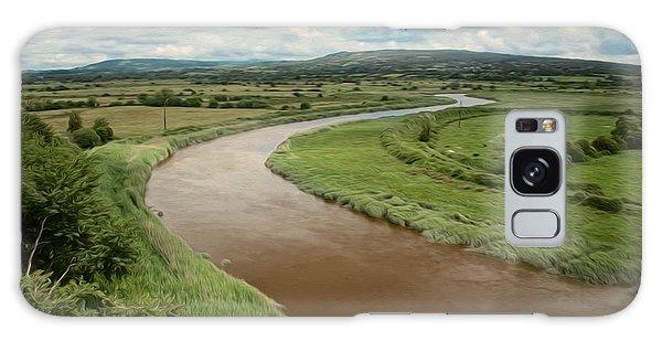 Ireland River Galaxy Case