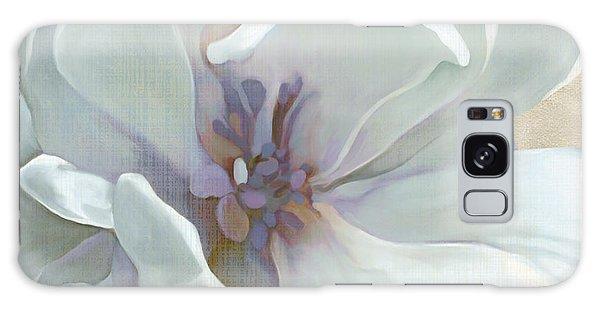 Iridescent Galaxy Case - Iridescent Bloom 2 by Carol Robinson