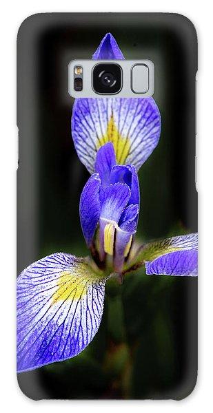 Iris #1 Galaxy Case