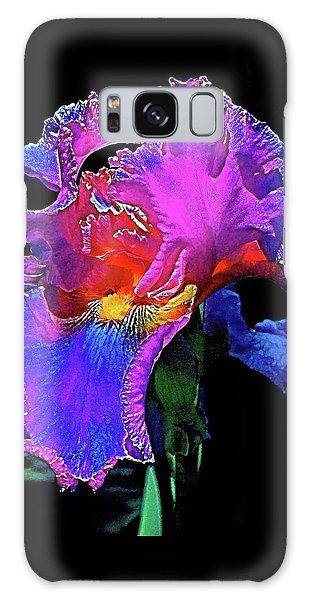 Iris 3 Galaxy Case by Pamela Cooper