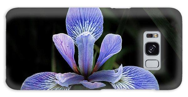 Iris #4 Galaxy Case