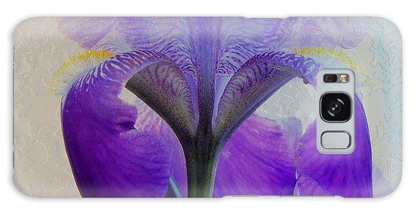 Iris And Ice Galaxy Case