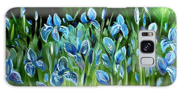 Iris Galore Galaxy Case