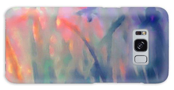 Iris Galaxy Case by Holly Martinson