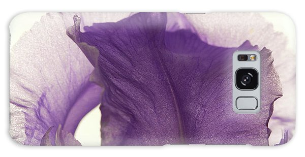 Simplicity Of The Purple Iris Galaxy Case