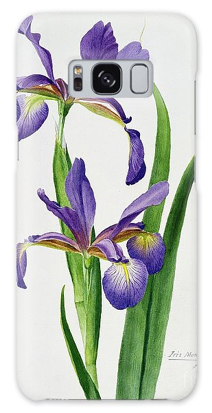 Iris Monspur Galaxy Case