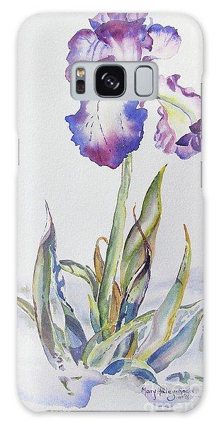 Iris Passion Galaxy Case