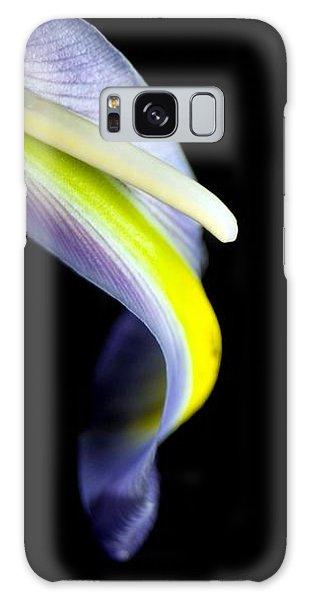 Iris Petal Galaxy Case