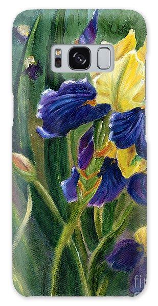 Iris Galaxy Case by Renate Nadi Wesley
