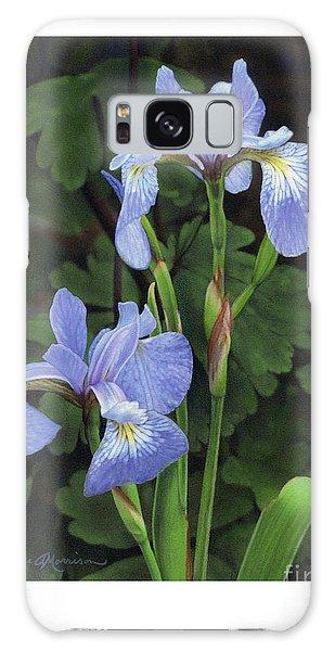 Iris Study Galaxy Case