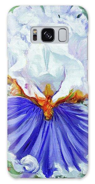 Iris Wisdom Galaxy Case
