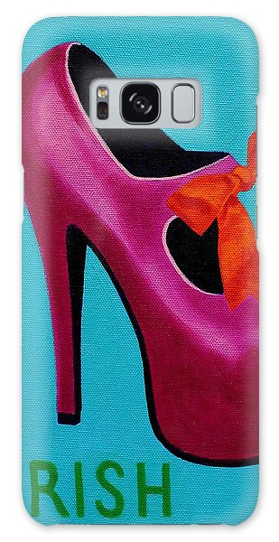 Boa Constrictor Galaxy Case - Irish Burlesque Shoe    by John  Nolan