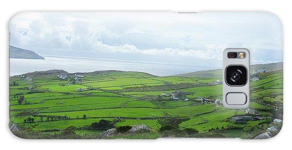 Irish Countryside 5 Galaxy Case