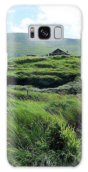 Irish Grasslands Galaxy Case
