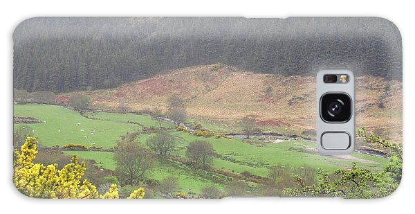 Irish Landscape Galaxy Case