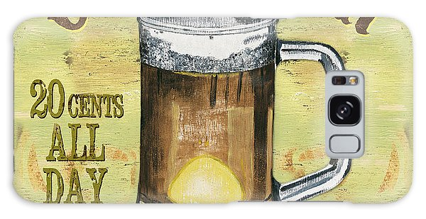 Beer Galaxy S8 Case - Irish Pub by Debbie DeWitt