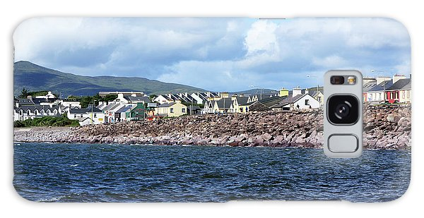 Irish Seaside Village, Co Kerry  Galaxy Case