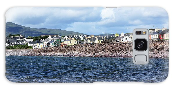 Irish Seaside Village - Co Kerry  Galaxy Case