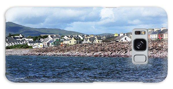 Irish Seaside Village - Co Kerry  Galaxy Case by Aidan Moran