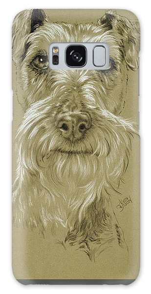 Irish Terrier Galaxy Case