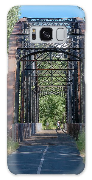 Iron Bridge Galaxy Case